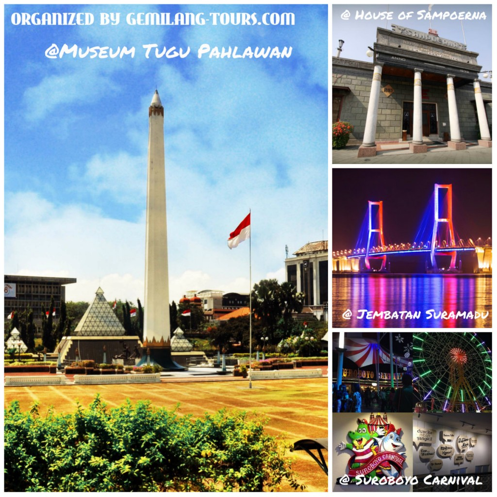 Wisata Suroboyo ala Tim Gemilang-Tours.Com