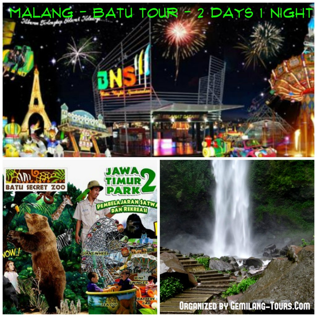 MALANG - BATU TOUR - 2 DAYS 1 NIGHT