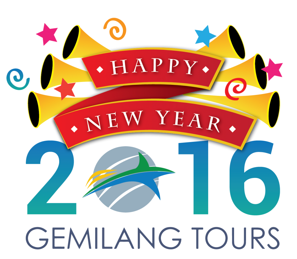 Happy New Year 2016 - Gemilang-Tours.Com