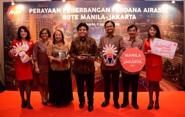 AirAsia Philippines Ramaikan Penerbangan Manila-Jakarta