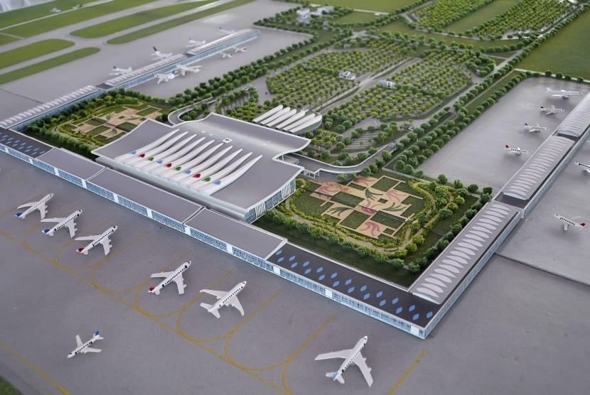 Desain Bandara Kertajati